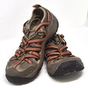 Chaco Outcross Bungee Lace Women's Sneaker 8-1/2